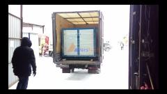 Отгрузка компрессора на 6 м3/мин