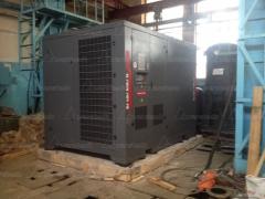 Поставка компрессора на 315 кВт