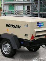 Акция на дизельные компрессоры Doosan