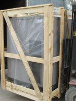 Винтовой компрессор на 7,2 м³/мин был успешно отгружен в Ишимбай