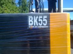Поставка компрессора Berg на 10 м3/мин